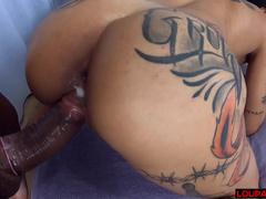 Sexo nacional com morena rabuda