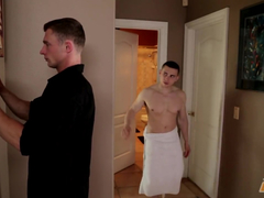 Sexo depois do banho