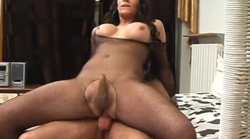 Sexo Anal Com Trans Italiana