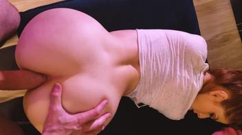 Sexo anal xvideos amador com ruivinha